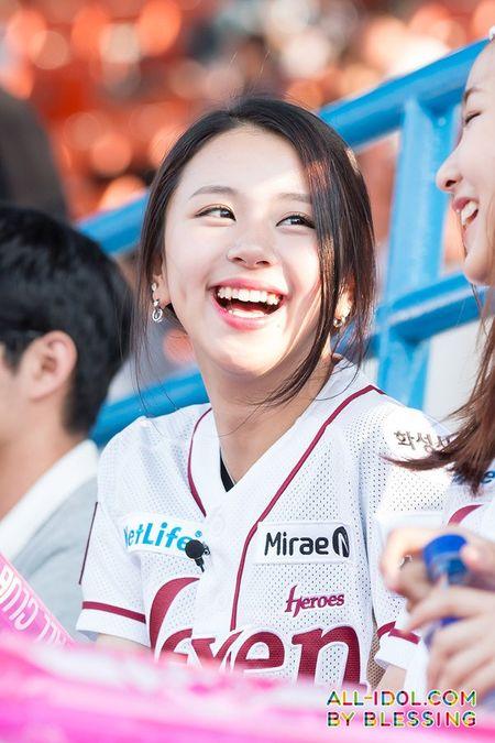 Idol xu Han cuoi het co van dep - Anh 14