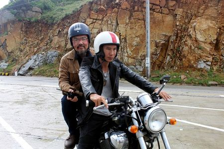 Tai nan tren phim truong cua sao Viet - Anh 1