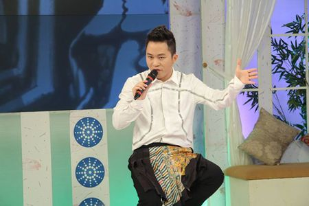 Tung Duong giat minh voi hinh anh minh 10 nam truoc - Anh 3