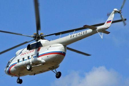 Nga: Roi may bay truc thang Mi-8, 15 nguoi chet - Anh 1