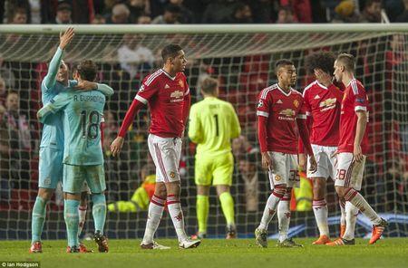 Champions League: M.U dung truoc nguy co bi loai som - Anh 1