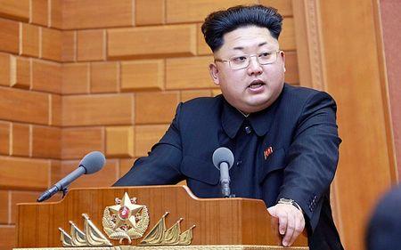 Trieu Tien bat nam gioi de toc kieu Kim Jong-un - Anh 1