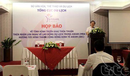 Hop bao ve tinh hinh trien khai MRA-TP va huong toi hinh thanh cong dong kinh te ASEAN - Anh 1