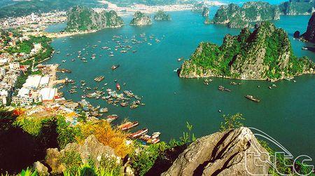 Vinh Ha Long, Ha Noi va Hoi An (Viet Nam) lot top 10 diem tham quan dep nhat Dong Nam A - Anh 1