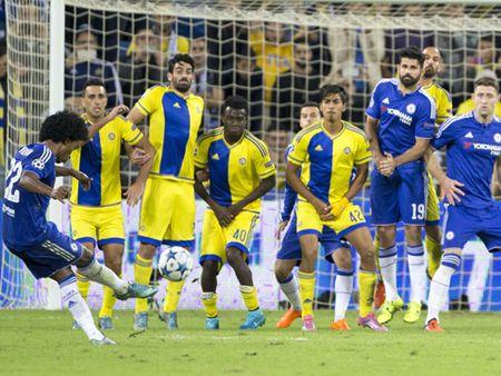 Derby Tottenham - Chelsea: Mourinho khong con hy vong vao su hoi sinh cua Costa - Anh 4