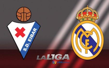 Link truyen hinh truc tiep va sopcast tran Eibar - Real Madrid (22h00, 29/11) - Anh 1