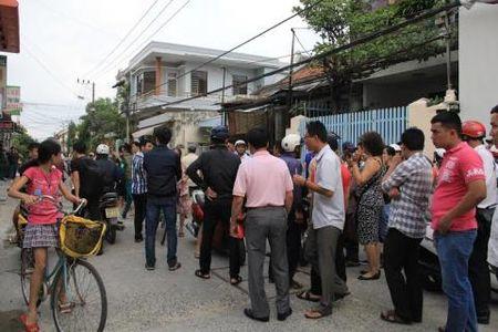 Vu no sung chet nguoi o Da Nang: Nhan chung nhan dang hung thu - Anh 1