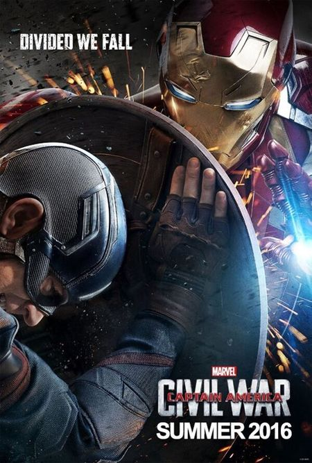 "Captain America va Iron Man doi dau trong ""Noi chien sieu anh hung"" - Anh 2"