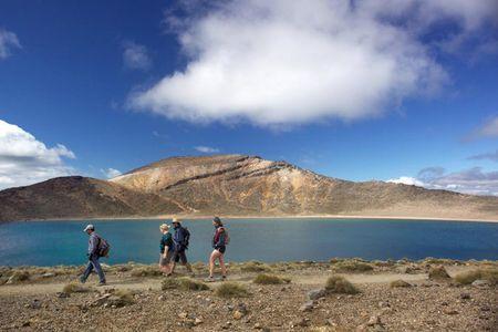 Kham pha ve huyen bi Tongariro- Vuon quoc gia dau tien cua New Zealand - Anh 9
