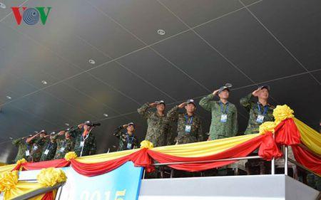 Be mac giai ban sung quan dung cac nuoc ASEAN (AARM-25) - Anh 2
