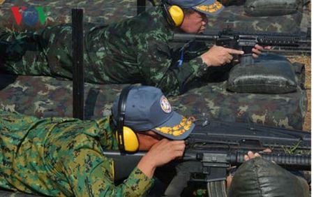 Be mac giai ban sung quan dung cac nuoc ASEAN (AARM-25) - Anh 3