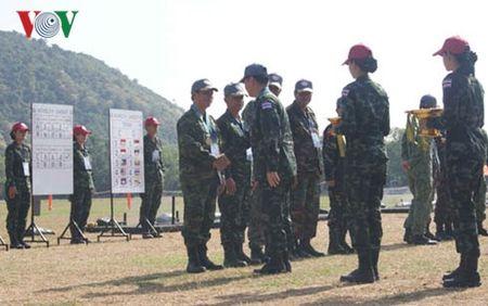 Be mac giai ban sung quan dung cac nuoc ASEAN (AARM-25) - Anh 4
