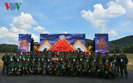 Be mac giai ban sung quan dung cac nuoc ASEAN (AARM-25) - Anh 5