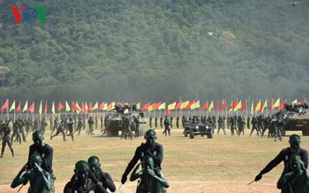 Be mac giai ban sung quan dung cac nuoc ASEAN (AARM-25) - Anh 6