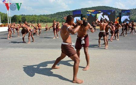 Be mac giai ban sung quan dung cac nuoc ASEAN (AARM-25) - Anh 7