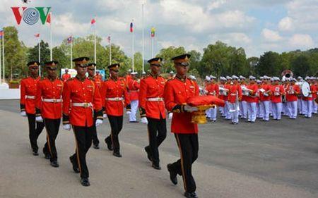 Be mac giai ban sung quan dung cac nuoc ASEAN (AARM-25) - Anh 8