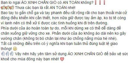 "Xon xao ao chan gio mua dong ""doc, la"" danh cho chi em - Anh 2"