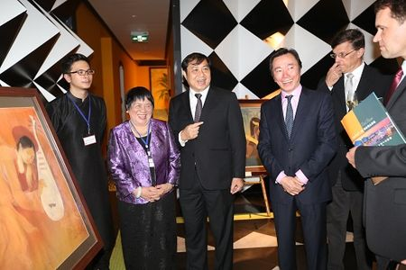 """Ambassadors Weekend Retreat"" lan dau tien to chuc tai InterContinental Da Nang - Anh 2"