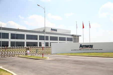 Amway nhan 4 chung chi quoc te ve chat luong - Anh 1