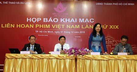 Van Trang la giam khao tre nhat Lien hoan phim Viet Nam - Anh 1