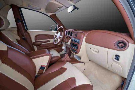 "Chrysler PT Cruiser Widebody doc dao voi mau son ""bo sua"" - Anh 6"