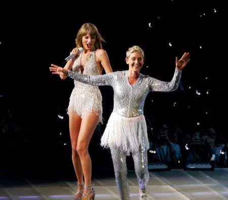 """Diem mat khach moi """"khung"""" trong tour dien cua Taylor Swift - Anh 11"""