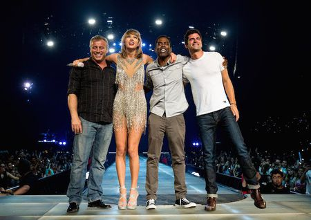 """Diem mat khach moi """"khung"""" trong tour dien cua Taylor Swift - Anh 7"""