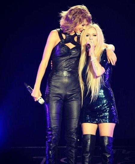 """Diem mat khach moi """"khung"""" trong tour dien cua Taylor Swift - Anh 8"""