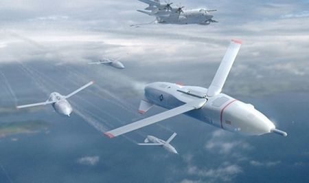 My phat trien UAV va ten lua tam xa doi pho Nga - Anh 1