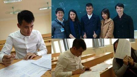 Goc cua Sao (2.12): Cong Vinh len giang duong, thi vao Dai hoc Luat - Anh 1
