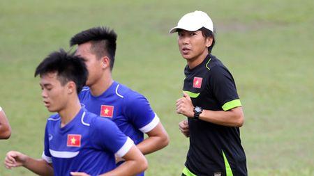 Doi tuyen U23 Viet Nam van chua co doi truong - Anh 1