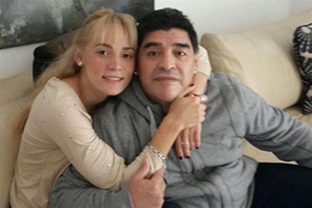Maradona cat da day de cuoi vo - Anh 1