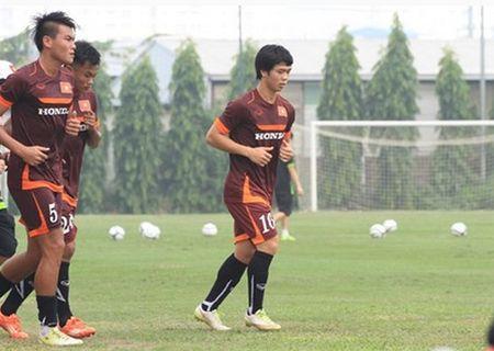 U23 Viet Nam dat muc tieu vao Tu ket VCK giai U23 chau A - Anh 1