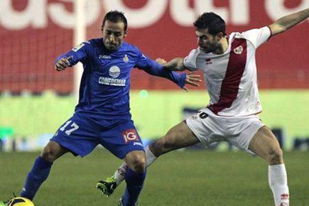 Rayo Vallecano vs Getafe, 03h00 ngay 03/12: Loi the luot di - Anh 1