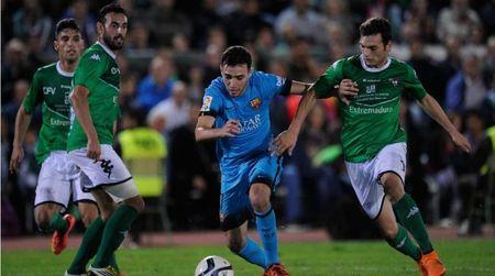 02h00 ngay 3/12, Barcelona vs Villanovense: Cham het cho chuyen than tien - Anh 1