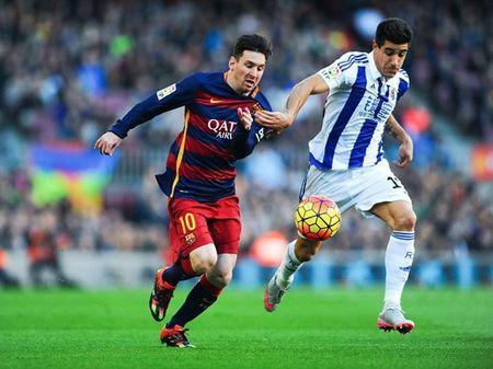 Messi chia se ve chan thuong, gia dinh va Ronaldo - Anh 2