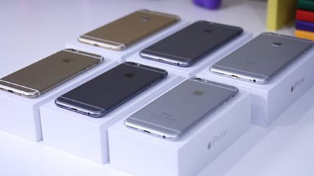 iPhone 6/6Plus FPT ha gia 40% con 12 trieu gay sot. - Anh 1