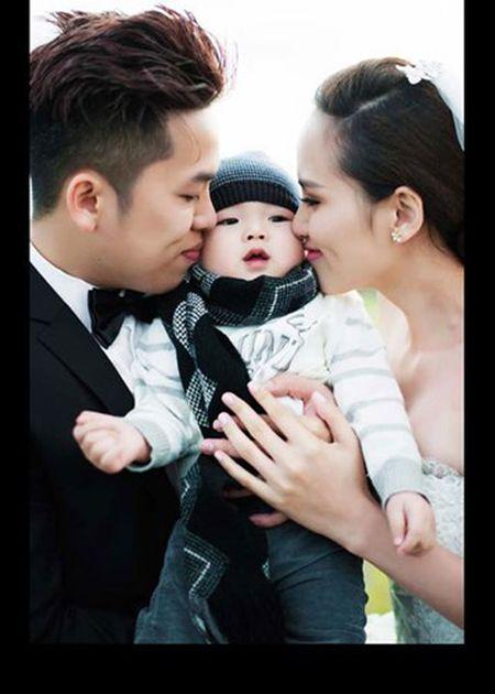 Ngam con trai dang yeu cua Hoa hau Diem Huong - Anh 5