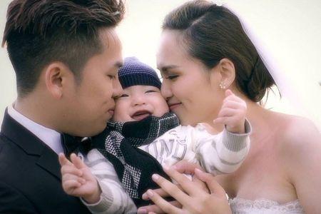 Ngam con trai dang yeu cua Hoa hau Diem Huong - Anh 6