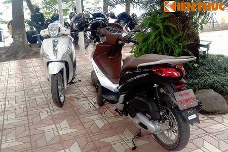 Scooter cao cap Piaggio Medley bat ngo lo dien tai Ha Noi - Anh 13