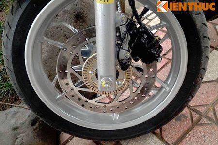 Scooter cao cap Piaggio Medley bat ngo lo dien tai Ha Noi - Anh 5