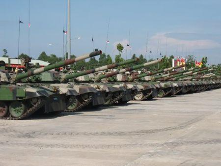 Tiet kiem tien, Malaysia mua 30 phao tu hanh M109 My? - Anh 2