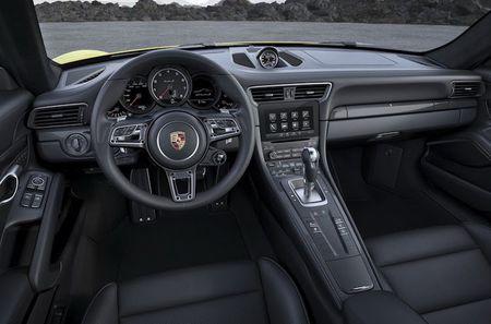 Sieu xe Porsche 911 Turbo ra mat phien ban moi - Anh 5