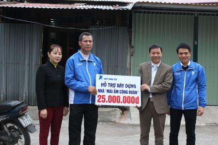 "Ho tro nguoi lao dong xay nha ""mai am cong doan"" - Anh 3"