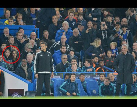 Bi mat Mourinho: Bo co the doi, vo thi khong! - Anh 2