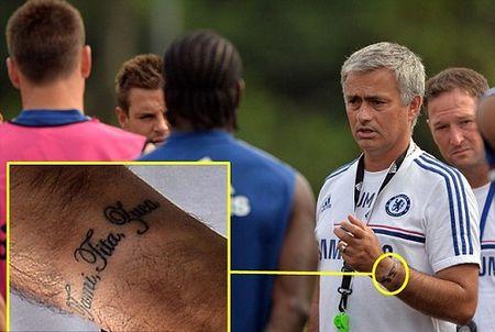 Bi mat Mourinho: Bo co the doi, vo thi khong! - Anh 4