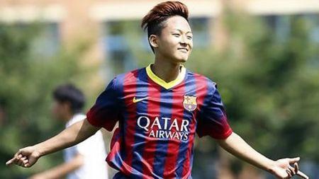 """Truong doan U19 Han Quoc giai thich ly do vang 2 """"vien ngoc"""" cua La Masia - Anh 1"""