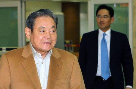 """Cau am """"len ngoi lang le"""" cua Tap doan Samsung - Anh 1"""