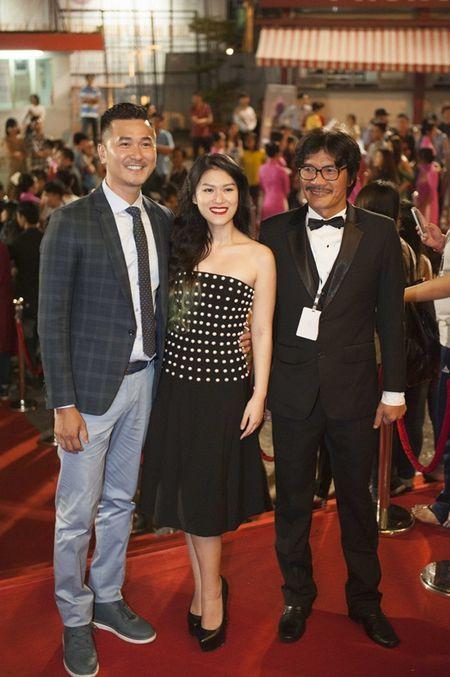 LHP Viet Nam 2015: Kim Ly – Truong Ngoc Anh sanh doi, Tran Bao Son le bong - Anh 10