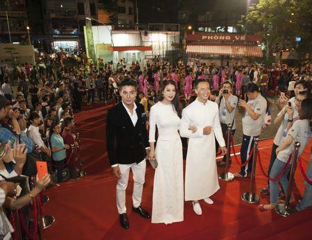 LHP Viet Nam 2015: Kim Ly – Truong Ngoc Anh sanh doi, Tran Bao Son le bong - Anh 1